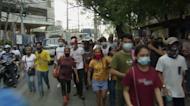 菲律賓+1.1萬例! 馬尼拉「類封城」民恐慌搶打疫苗