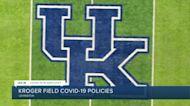 Kroger Field COVID-19 policies