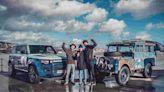 探險精神跨世代交會!全新Land Rover Defender迎接The Last Overland歐亞遠征隊完成史詩旅程