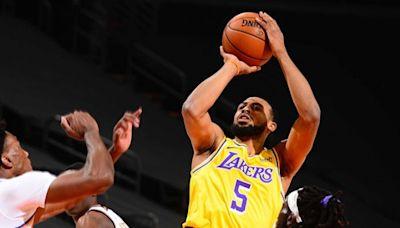 《峰嶺隨筆》老人堆裡少數年輕亮點:湖人後衛Talen Horton-Tucker扮演重要角色 - NBA - 籃球 | 運動視界 Sports Vision