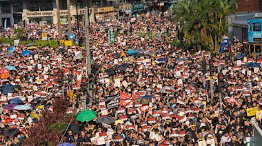 前香港懲教署官員出走美國 將繼續為港人發聲