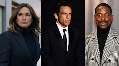 Ben Stiller, Mariska Hargitay among stars protesting NBC for 'enabling' Trump with dueling town hall