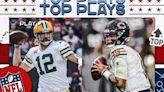 NFL Week 6 top plays: Packers-Bears, Vikings-Panthers, Cardinals-Browns, more
