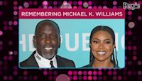 Gabrielle Union Says Michael K. Williams Once Left Her 'Bawling' After Candid Chat: 'He Saw Me'