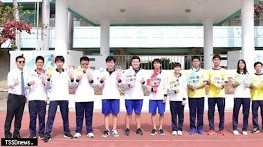 台南港明學測5福臨門 滿級分學長姐分享讀書祕訣