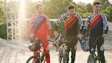 Watch How Nick Jonas Fractured a Rib While Racing a BMX Bike