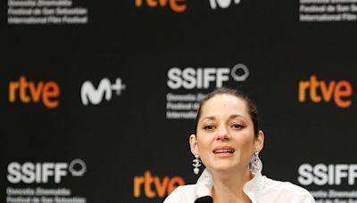 """Marion Cotillard: """"La subordinación de la mujer es cada vez más insostenible"""""""