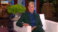 Ellen DeGeneres opens up about show controversy in TODAY exclusive