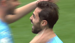 Silva gets Man City off to fast start v. Burnley