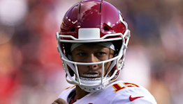 Chiefs' Patrick Mahomes shoots down talk of his focus being pulled away from football