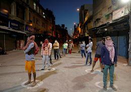 【武漢肺炎】印度13億人封城爆民怨 政府獵巫控伊斯蘭聚會引群聚感染