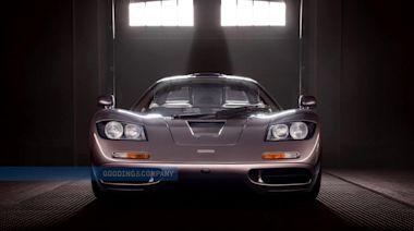 【拍賣風雲】預計1,500萬美金落搥?僅開390公里的McLaren F1即將於8月份拍賣