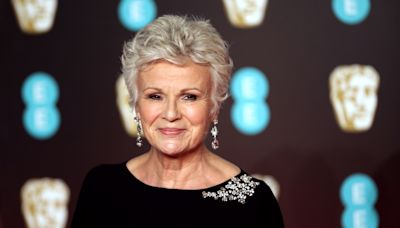 Dame Julie Walters says she doesn't want to act anymore as stress of the job led to cancer diagnosis