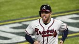 NL MVP Freeman delayed to Braves camp by birth of twin boys
