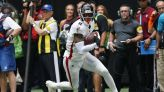 Falcons sputter on offense in opening loss to Eagles
