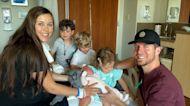 Jessa Duggar's Kids Meet Baby Sister Fern For The First Time & It's Precious