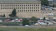 Officer killed in stabbing outside Pentagon