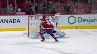 Petr Mrazek with a Spectacular Goalie Save vs. Montreal Canadiens