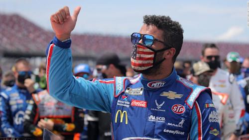 Trump tweet bemoans NASCAR's removal of Confederate flag