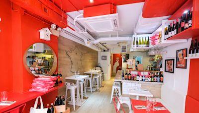 人氣法菜 Bouillion 姊妹店 阿爾薩斯美食小店 / 超薄脆法式薄 | U Food 香港餐廳及飲食資訊優惠網站