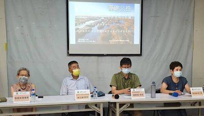 藻礁公投籲投不同意票 詹順貴:三接外推兼顧減媒非核與生態保護