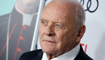 'The contender was Chadwick Boseman, so I went to bed': Anthony Hopkins on why he missed his Oscar win