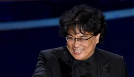 'Parasite' Wins Academy Award for Best Picture