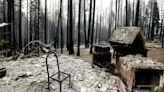 Caldor fire threatens more towns as California blazes destroy more than 1 million acres