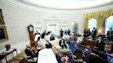 Black lawmakers press Biden to deliver on his promises