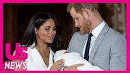 Harry and Meghan 'Considered' Naming Person Concerned About Archie's Skin