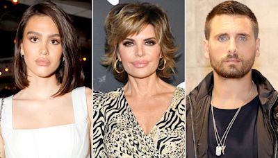 Lisa Rinna 'Tried Really Hard' to Support Daughter Amelia Hamlin's Relationship with Ex Scott Disick