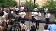 NYC marks Juneteenth with block party, unveils Economic Justice Plan