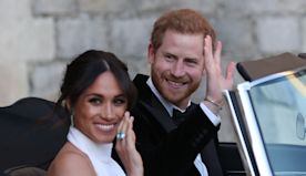 How Prince Harry and Meghan Markle Are Celebrating Their Anniversary