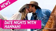 Quarantine Crew! Matt James Joins Hannah Brown's Taco Night With BF Adam