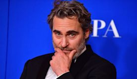 Joaquin Phoenix's meatless Golden Globes met with mixed reviews