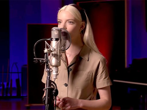 Watch Anya Taylor-Joy Sing 'Downtown' for Her New Film Last Night in Soho