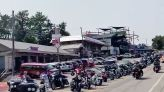 Thousands of bikers attended rally at Lake of the Ozarks in Missouri