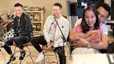 林文龍拒提名女兒參選港姐 孖謝天華暌違15年同台飆歌 | 蘋果日報