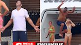 ARod parties with mystery women same day JLo confirms Ben Affleck romance