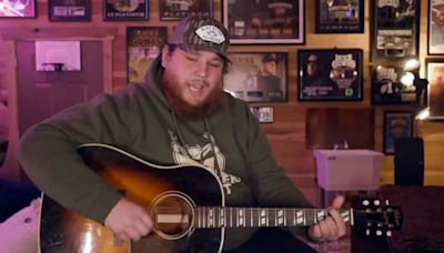 Luke Combs releases new song 'Six Feet Apart' about COVID-19 crisis