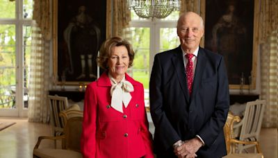 King Harald and Queen Sonja of Norway Become Latest Royals to Receive COVID-19 Vaccine