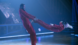 Iman Shumpert wows judges, draws praise from LeBron James after perfect 'DWTS' performance