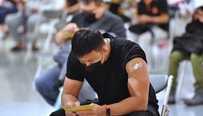疫苗預約可望加開48萬人 指揮中心下午說明