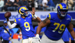 Rams look for 4th straight win Sunday at terrible Texans