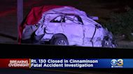 Route 130 Closed In Cinnaminson Due To Fatal Crash