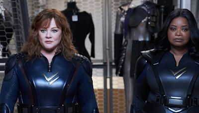 Melissa McCarthy and Octavia Spencer's Thunder Force on Netflix is surprisingly fun