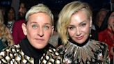 Ellen DeGeneres Reveals Why She's Living at Courteney Cox's Home, Denies 'Marital Troubles'