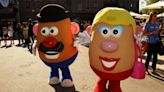 Hasbro rebrands iconic Mr. Potato Head