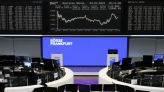Global equities markets rise on better outlook, dollar gains