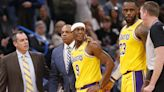 Lakers Rajon Rondo fined $35,000 for hitting Dennis Schroder in groin, cursing at ref